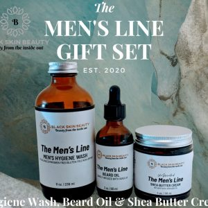 Men's hygiene set